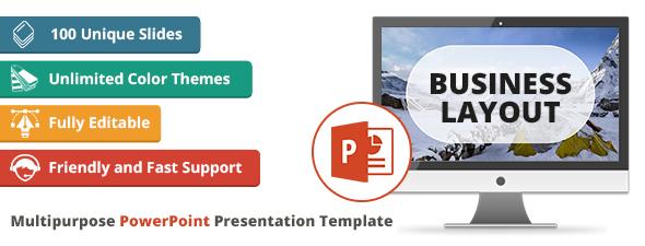 PRO Multipurpose PowerPoint Presentation Template - 23