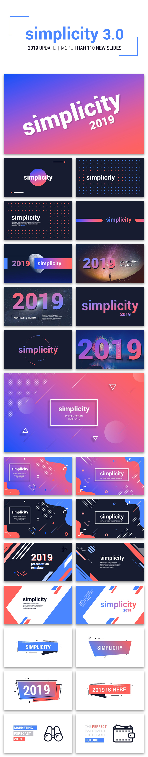 Simplicity 3.1 – Premium and Easy to Edit Template - 6