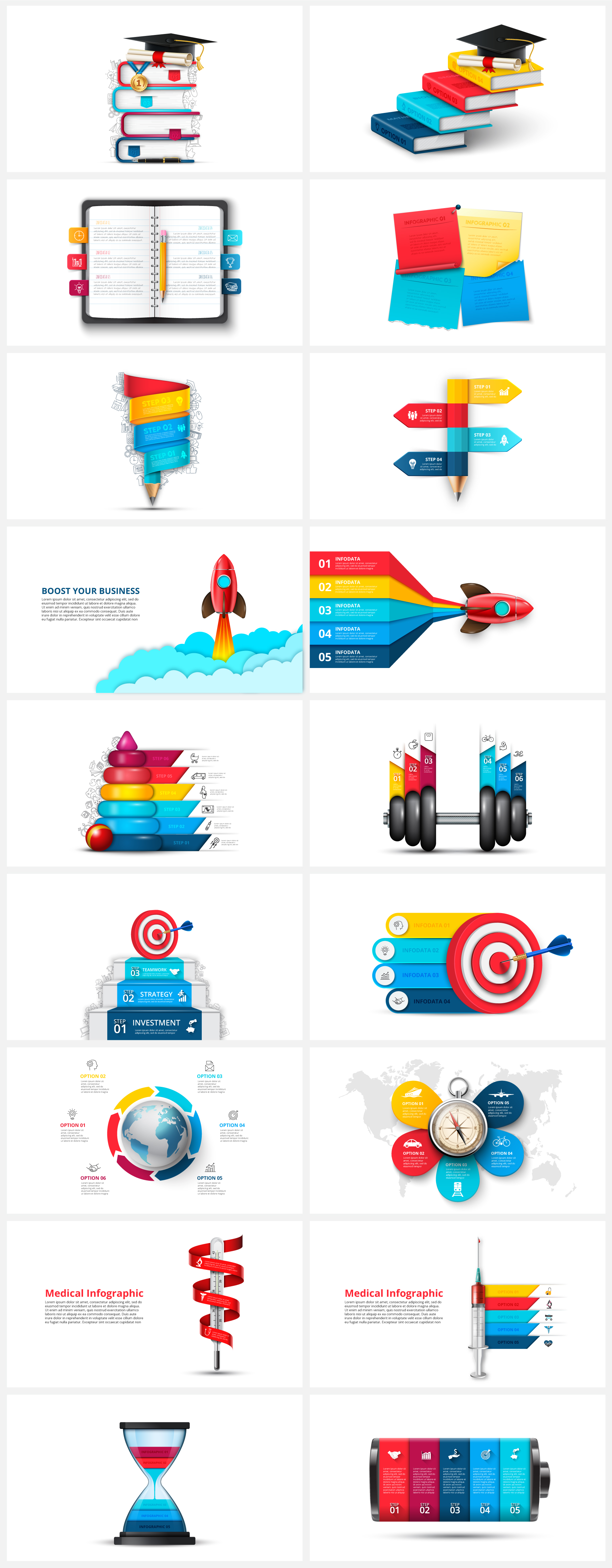 Creative Animated Infographic Presentations v.1.2 - 4
