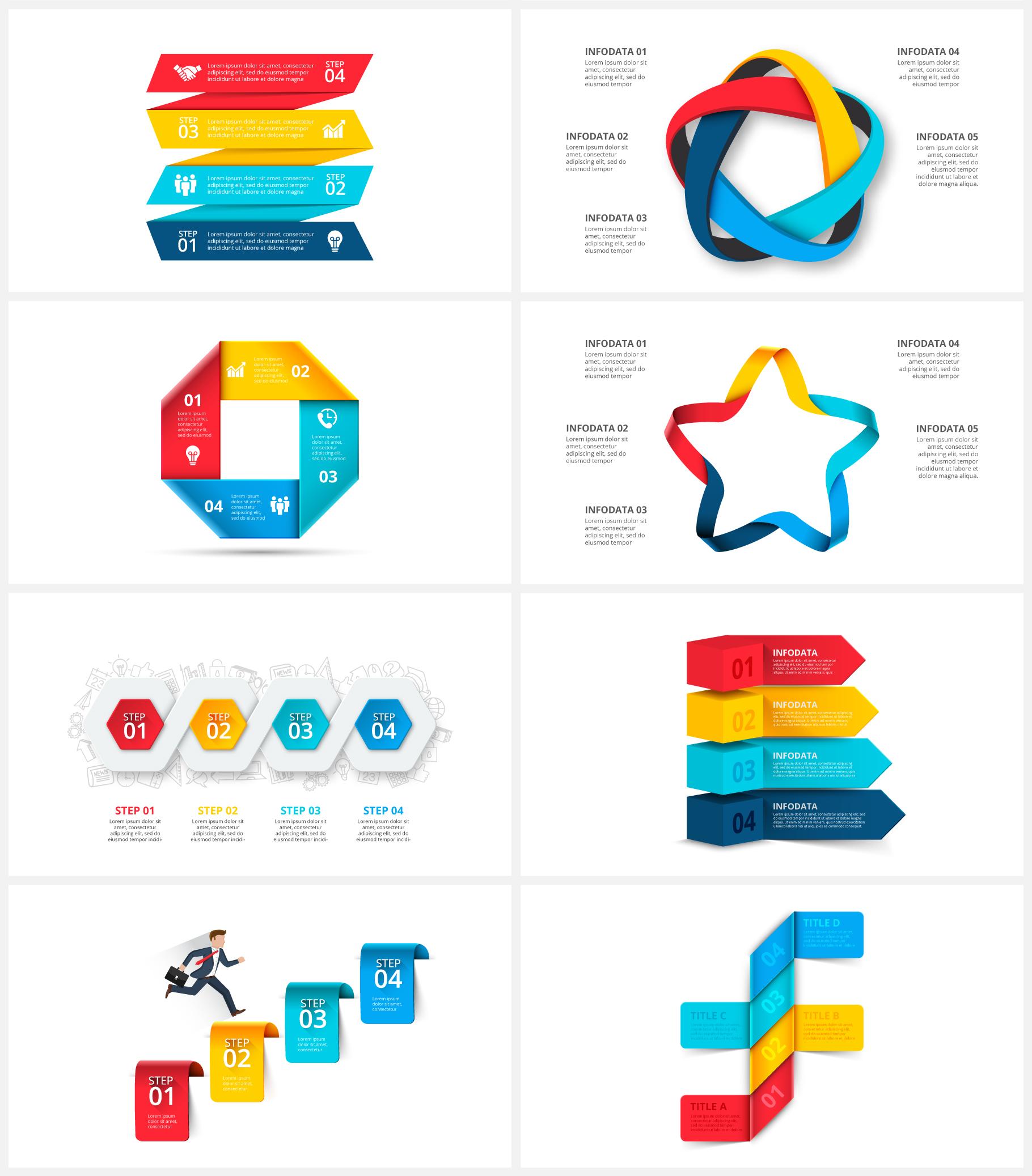 Creative Animated Infographic Presentations v.1.2 - 10