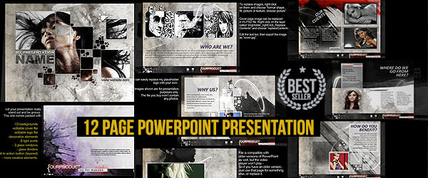 14 Page Powerpoint Presentation  - 181