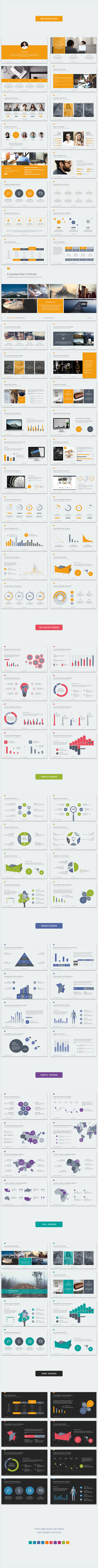 Wix - Presentation Template - 2