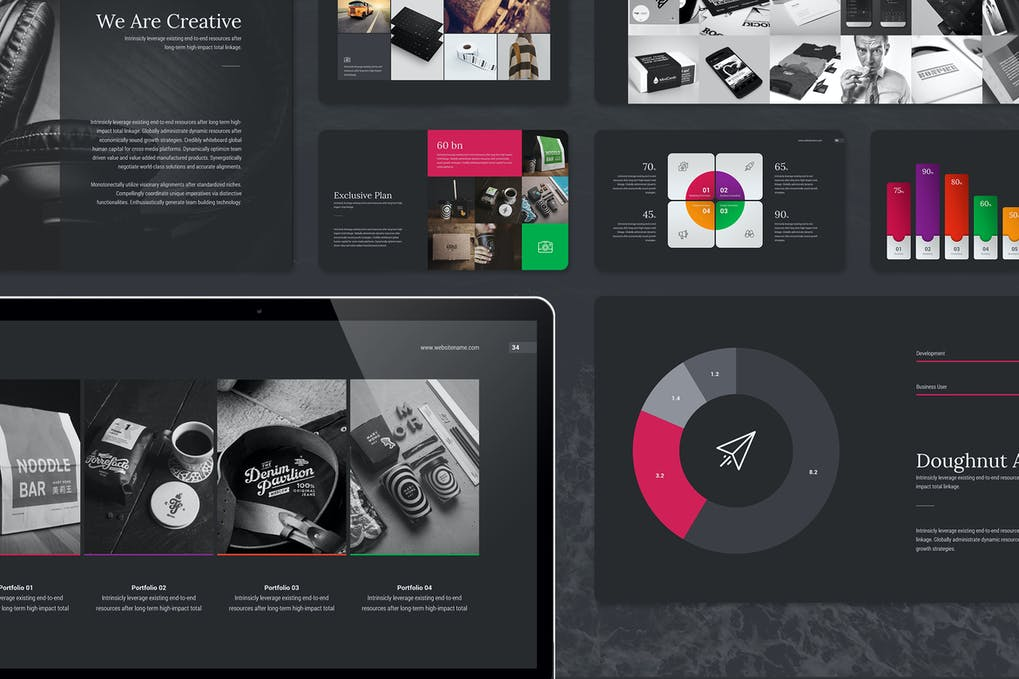 Wix - Presentation Template - 6