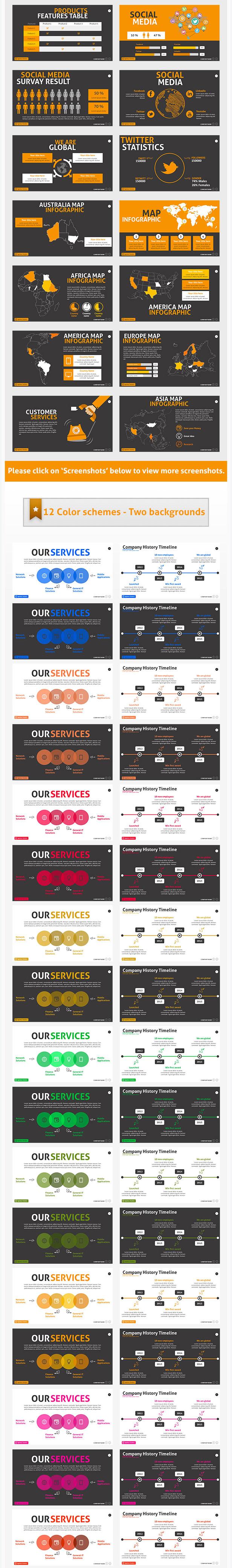 Best Ingenious Business PowerPoint Presentation Template