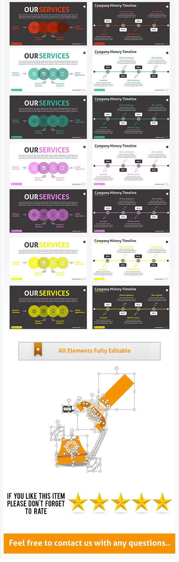 Best Ingenious Business PowerPoint Presentation Template