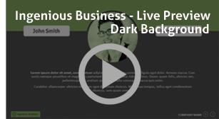 Ingenious Business PowerPoint Presentation - 2