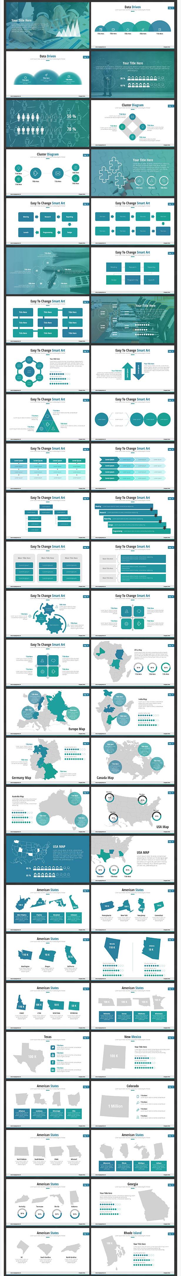Best Business Portfolio PowerPoint Presentation Template