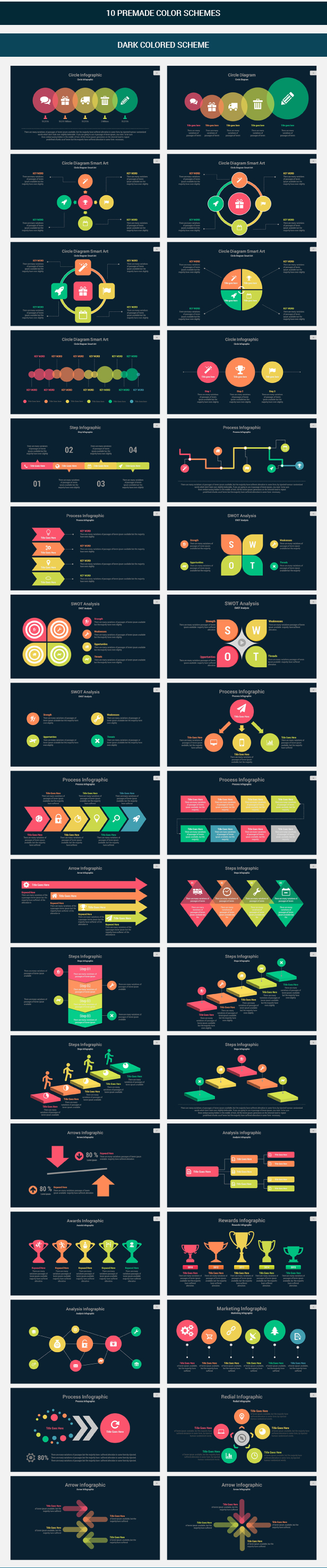 BizMax PowerPoint Presentation Template - 3