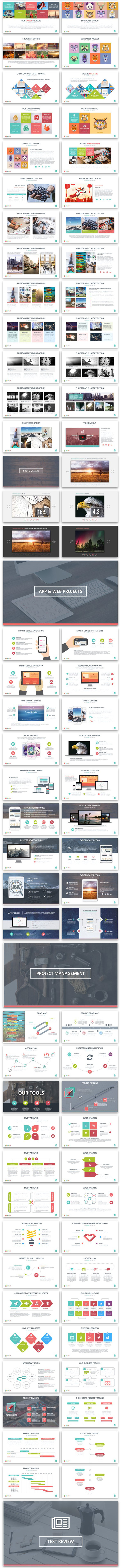 UNIVERSE - Multipurpose PowerPoint Template - 1