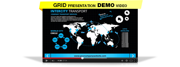 Grid Company PowerPoint Presentation Template - 2