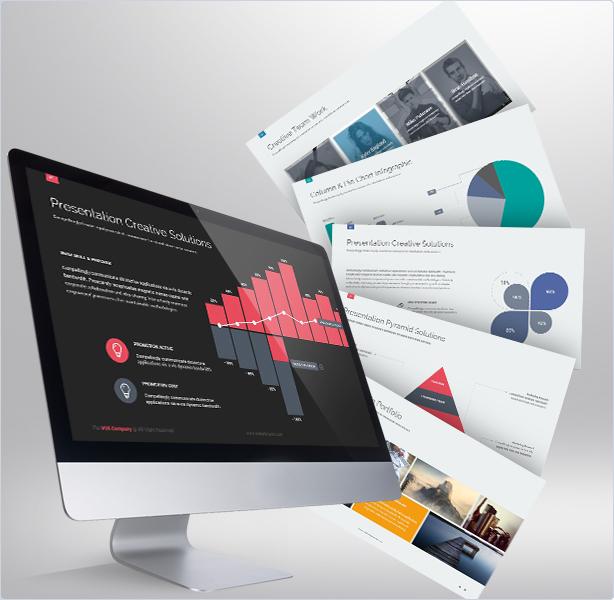Wix - Presentation Template - 1